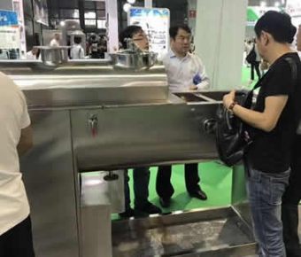 Let domestic drying equipment and technology participate in international competition