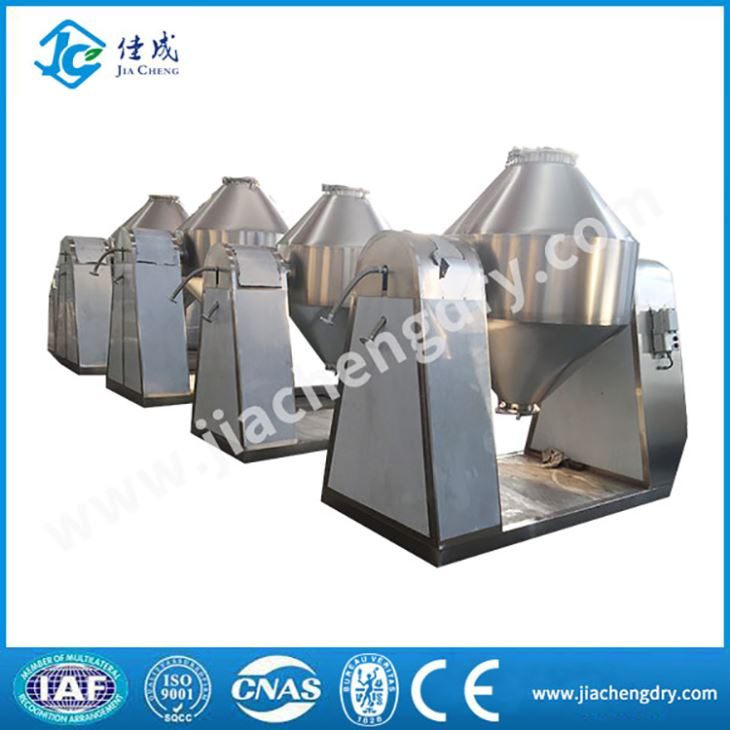 Double Conical Vacuum Dryer