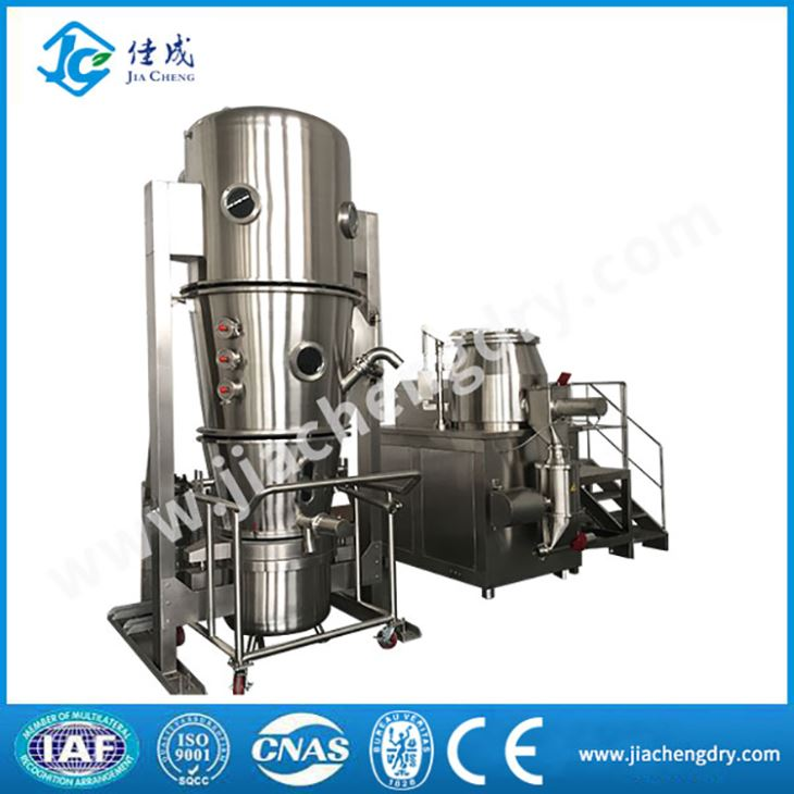 Fluidized Bed Food Granulator